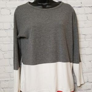 Ann Taylor Loft long sleeve shirt